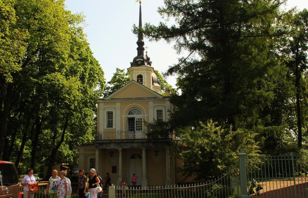 Церковь. - sav-al-v Савченко