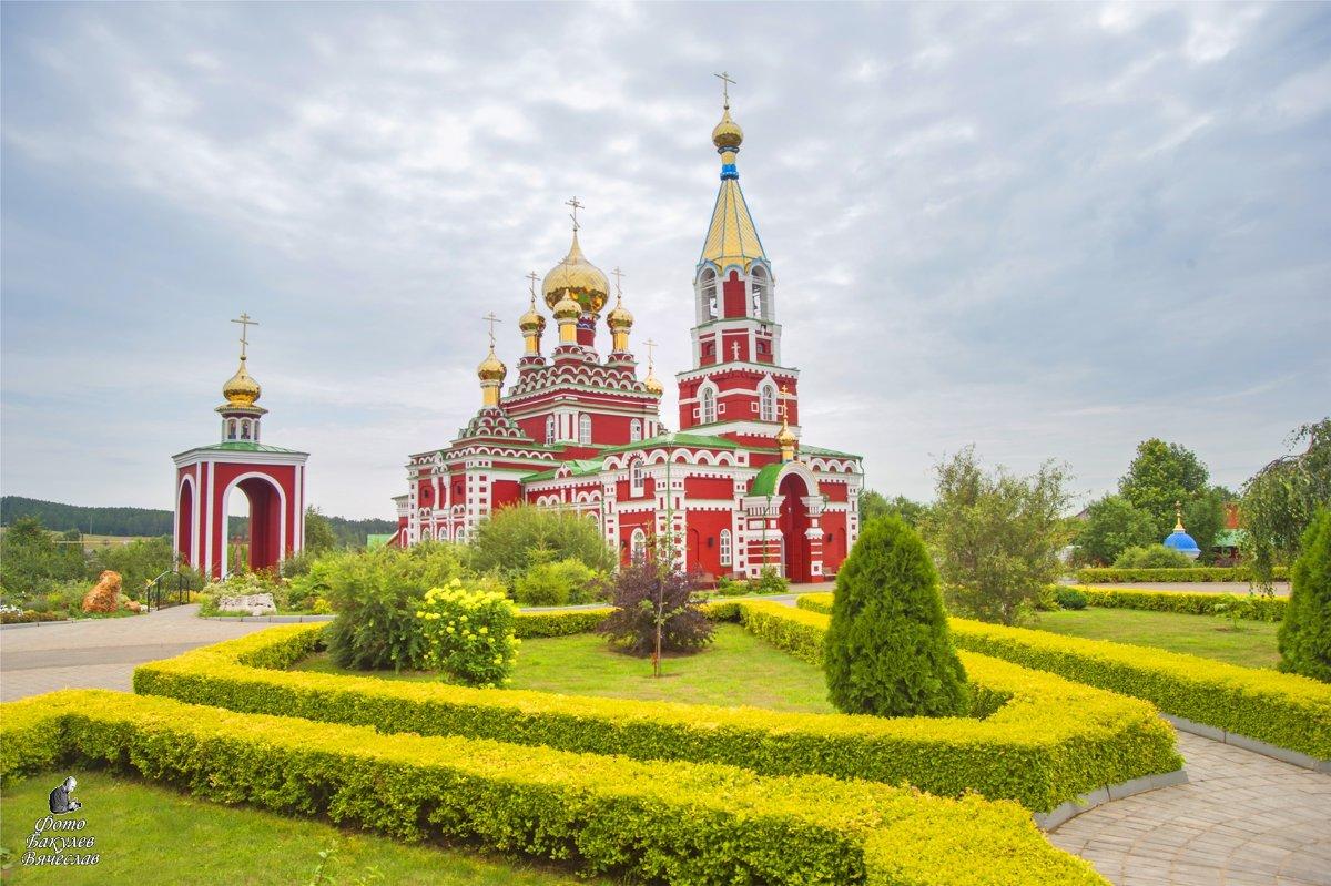 Норья. Мало-Дивеевский Серафимовский женский монастырь - Вячеслав Бакулев
