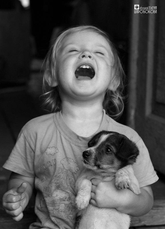 Смех-залог хорошего настроения! - Елена Широбокова