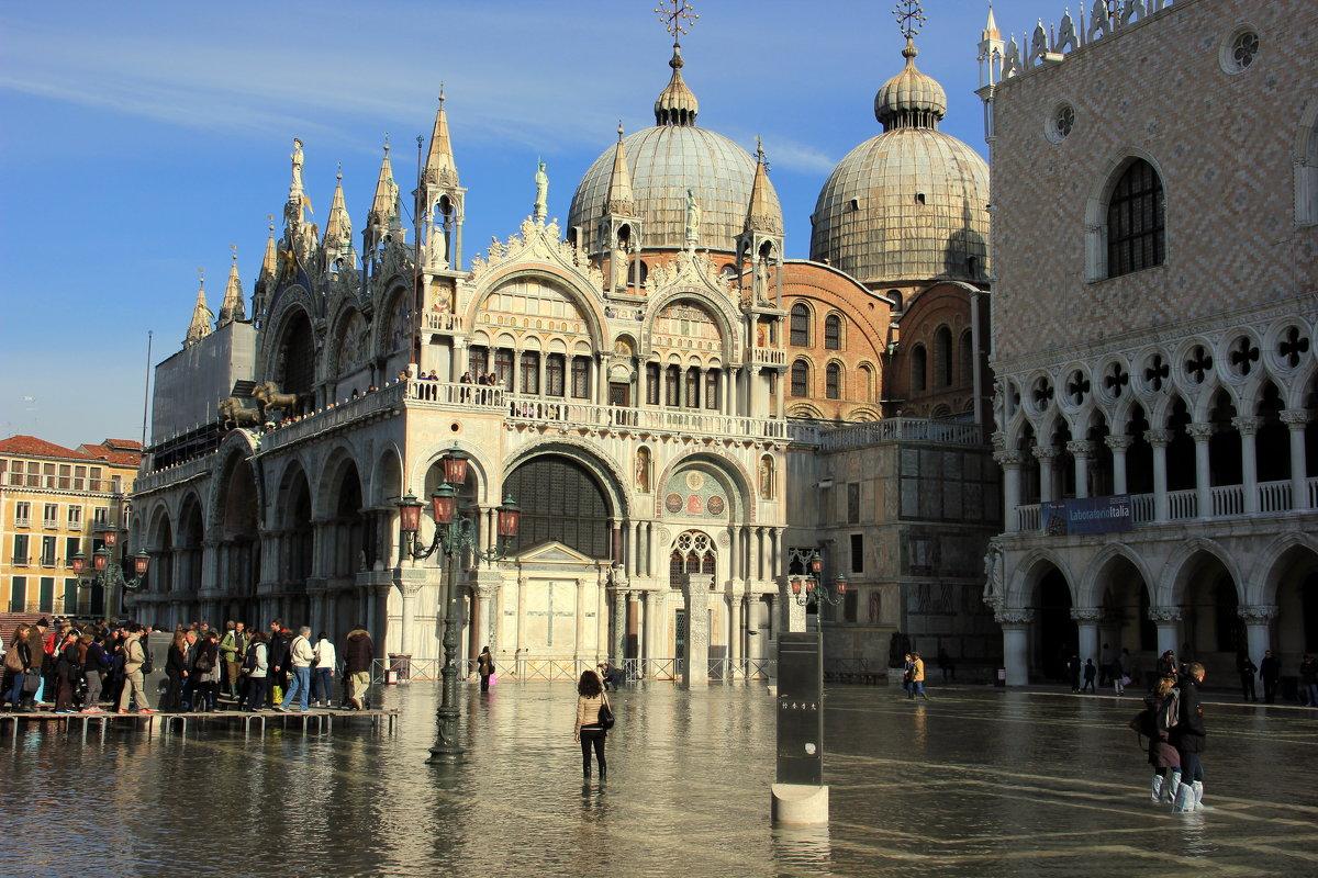Венеция в воде - Ольга