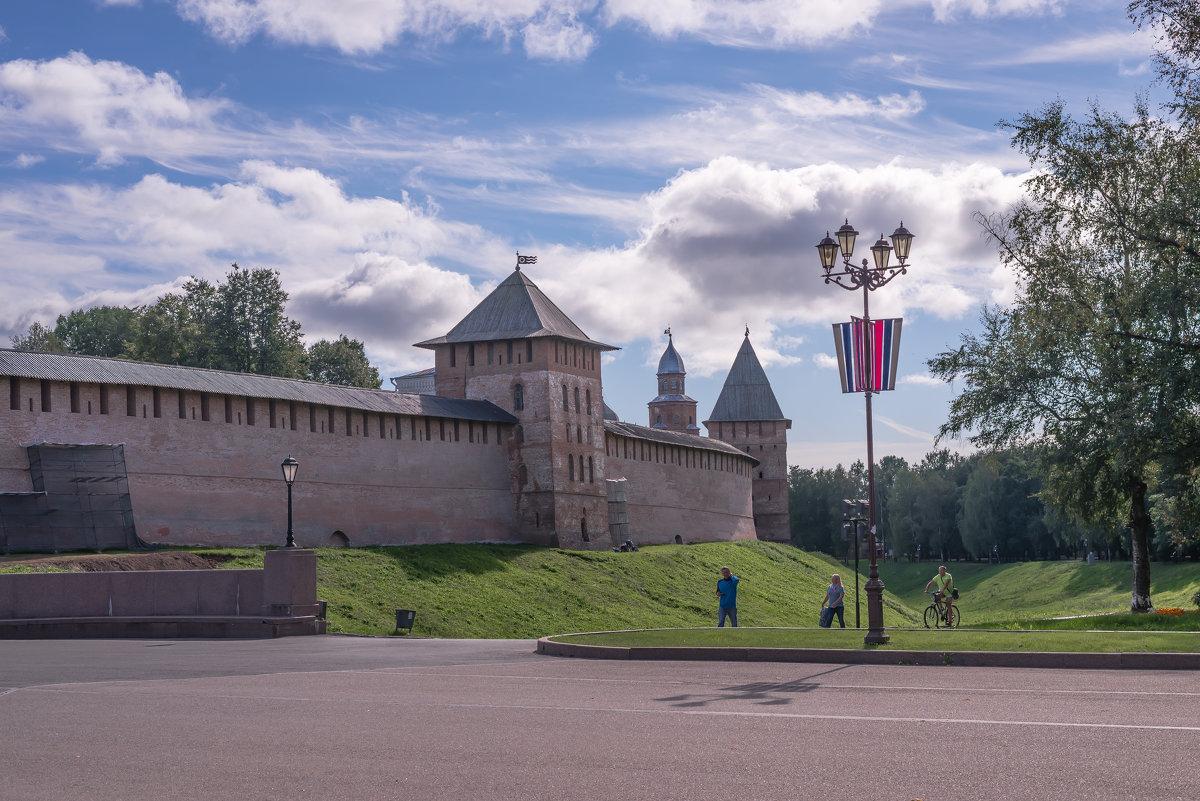 Великий Новгород. - Виктор Орехов