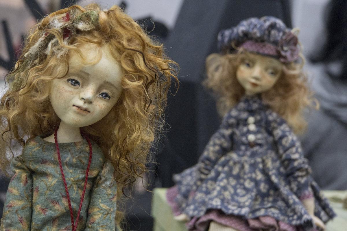 Куклы Татьяны Савенковой - marmorozov Морозова