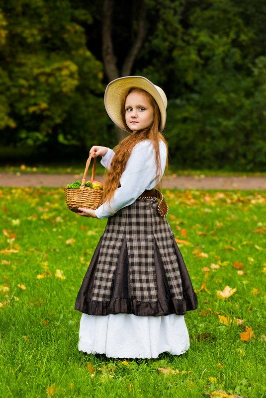 Девочка с яблоками - Алексей Корнеев