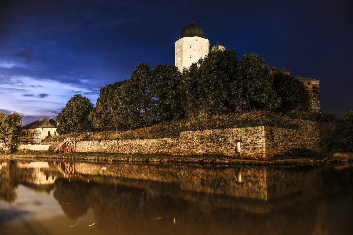 замок г. Выборг - Георгий