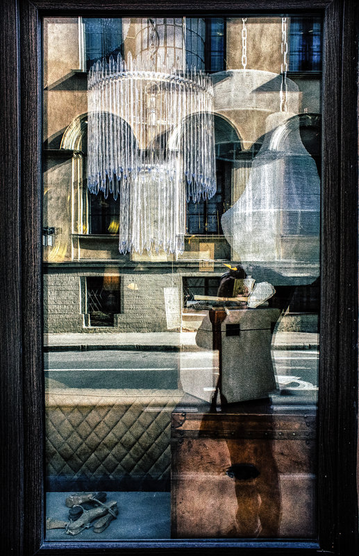 Отражения города(9) - Игорь Свет