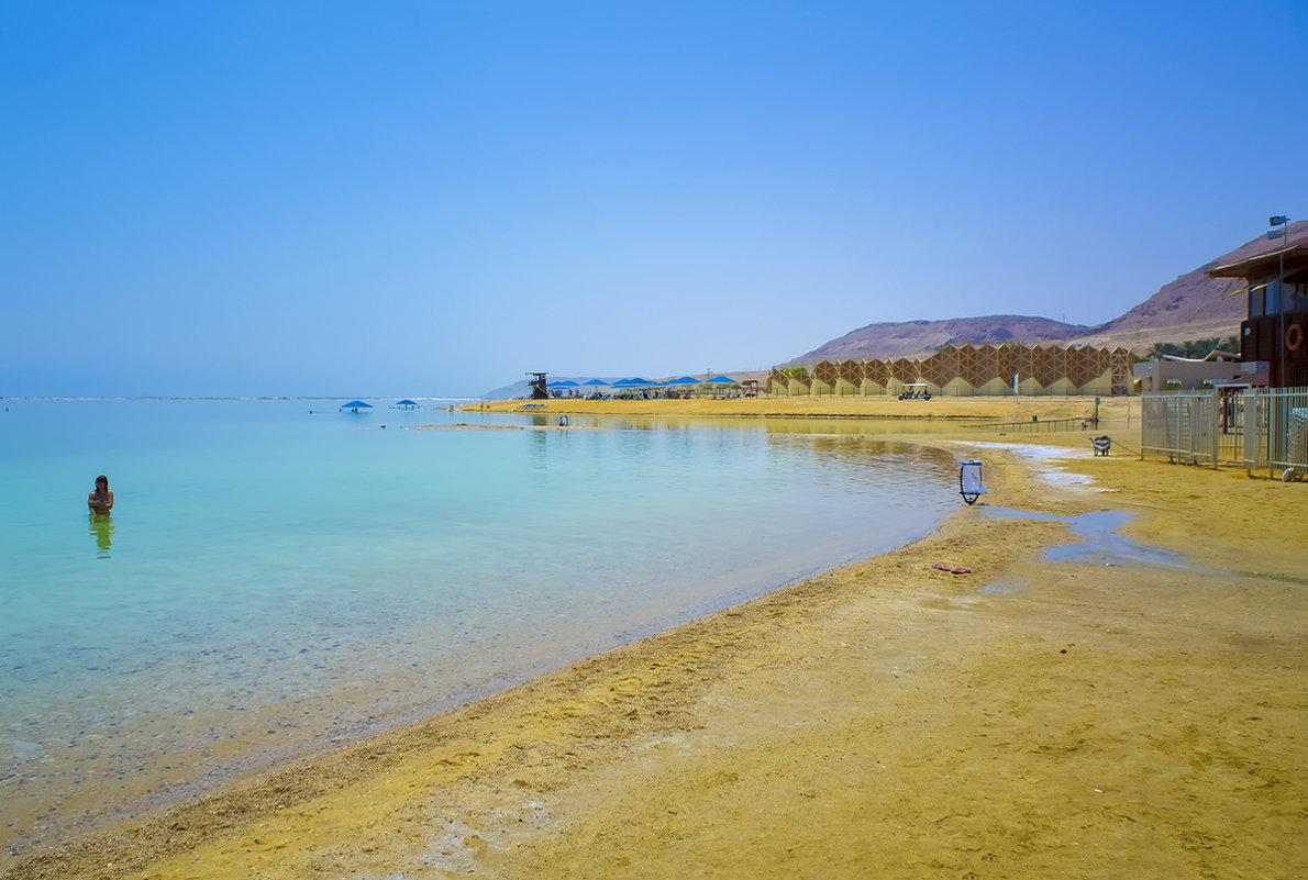 Мёртвое море - Игорь Герман