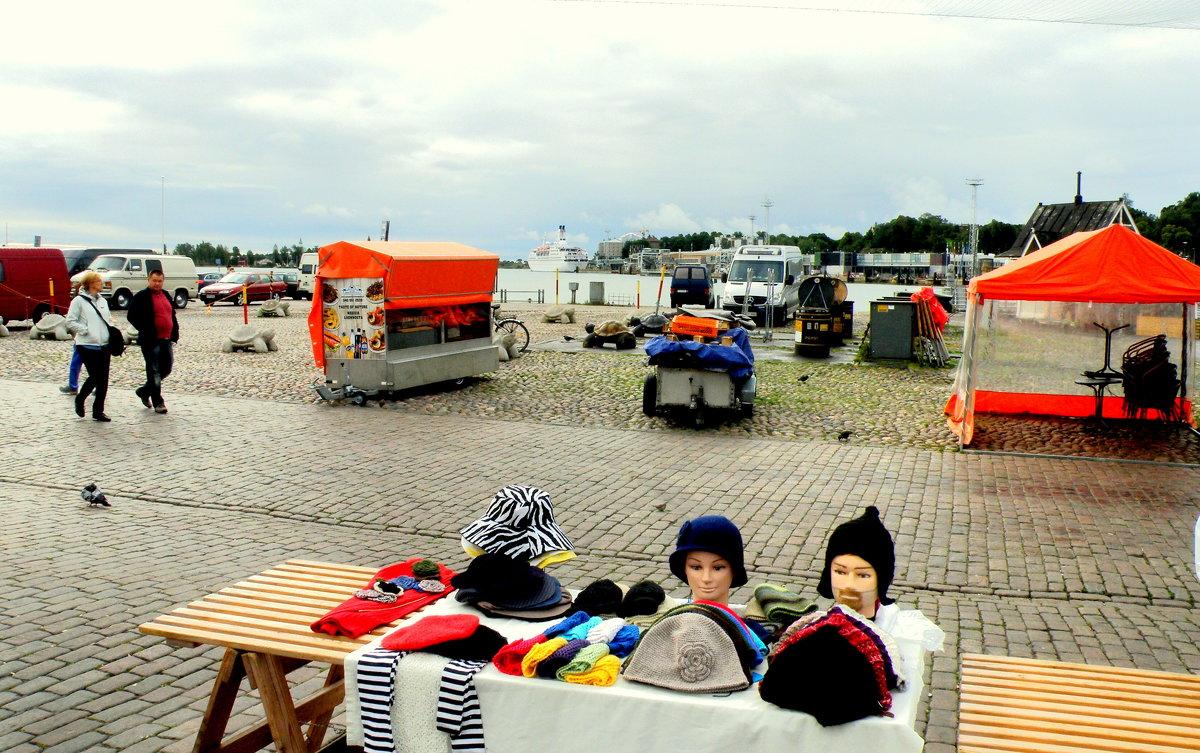 на рыночной площади 2 - Сергей