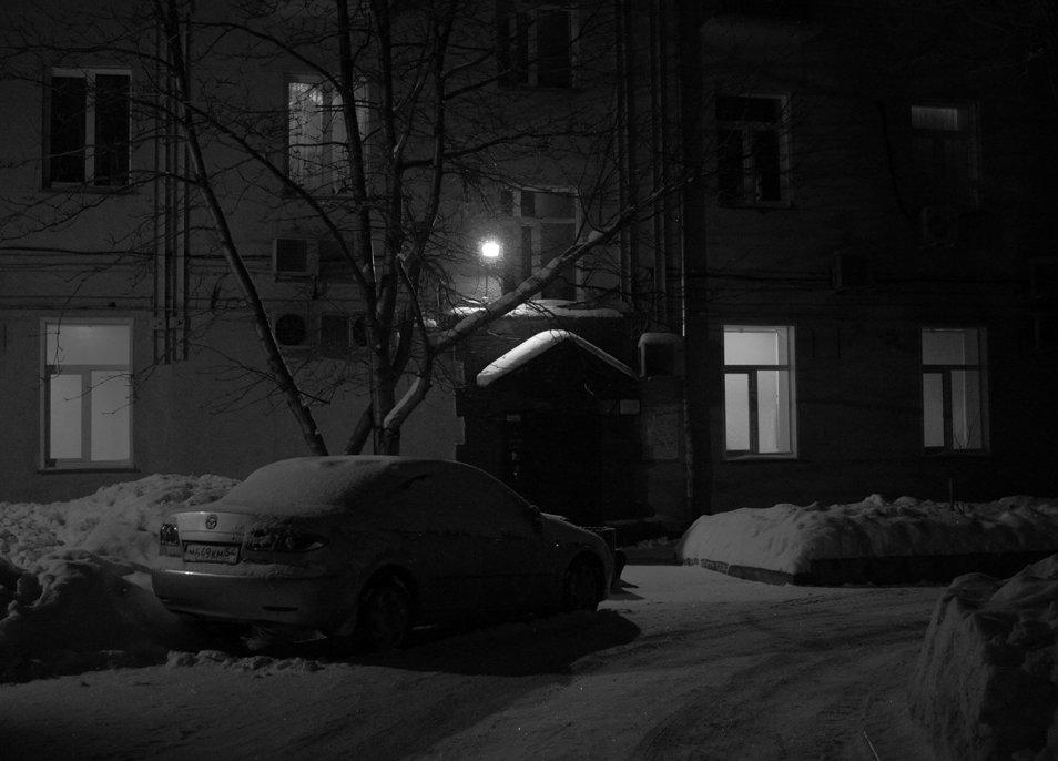 ночь - Николай