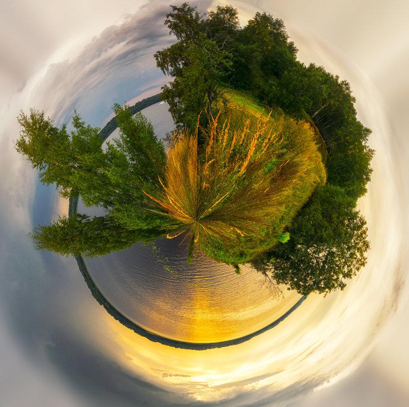 Круговая панорама - Наталия Горюнова