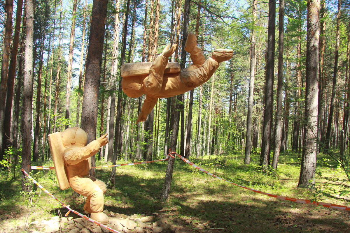 Скульптура 8 - Андрей