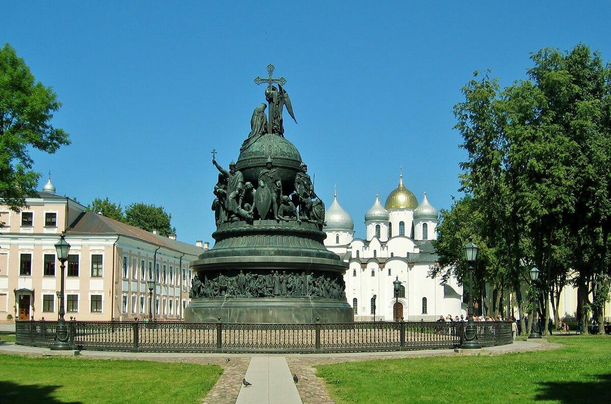 Памятник «Тысячелетие России» - Владимир Соколов