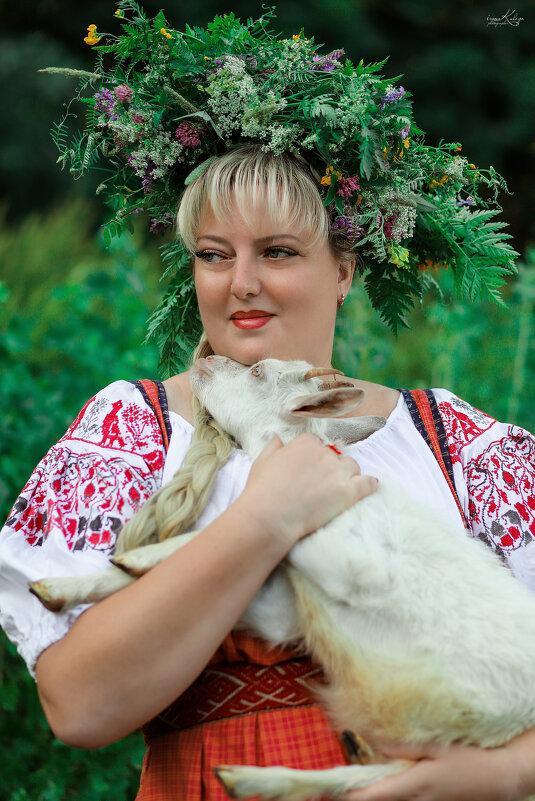 Село родное - Ирина Кулага