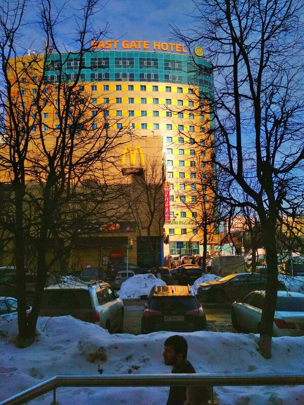 East Gate Hotel г. Балашиха - Марина Кушнарева
