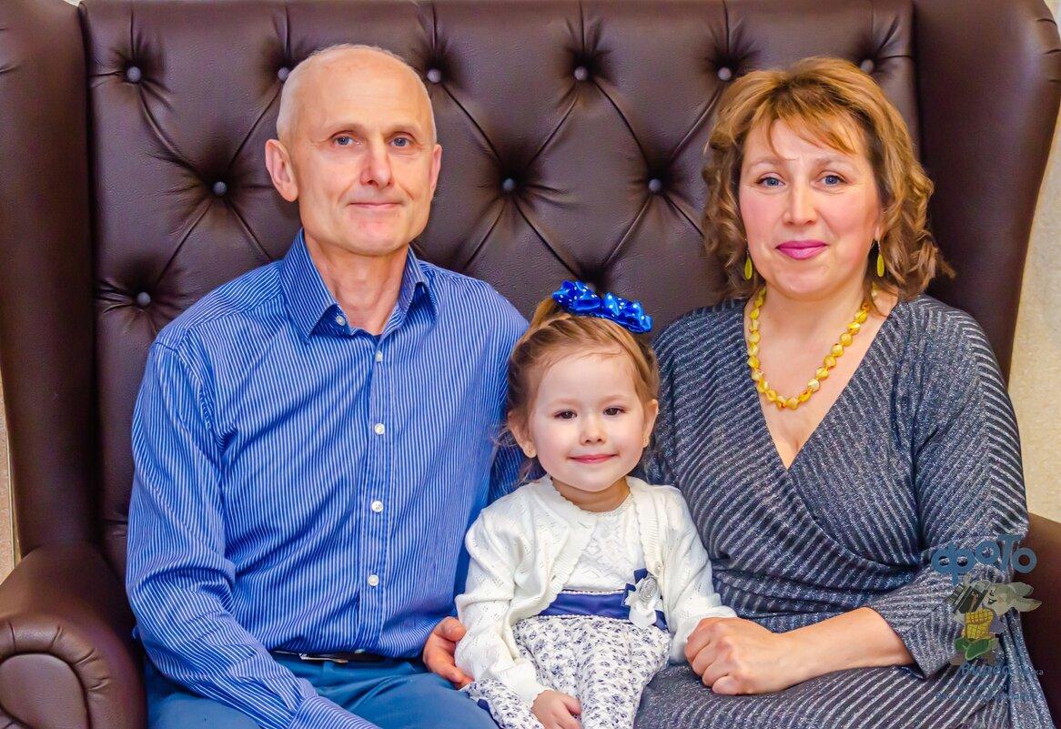 Семейный Фотопортрет - Руслан Васьков