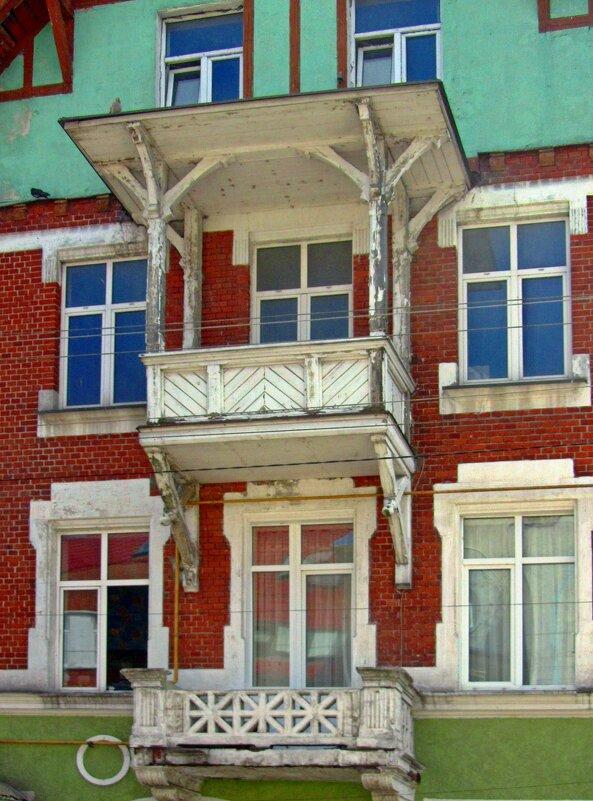 Балкончики Кранца - Сергей Карачин