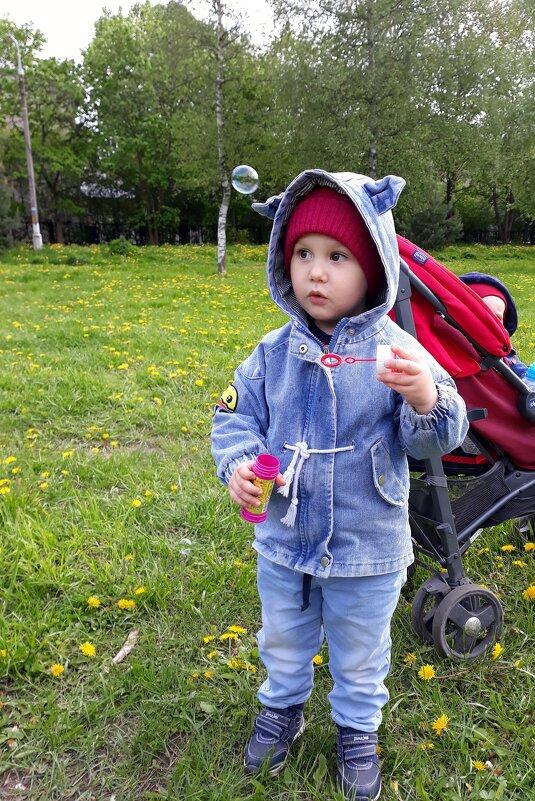 Мальчик и мыльный пузырь - Олег Неугодников
