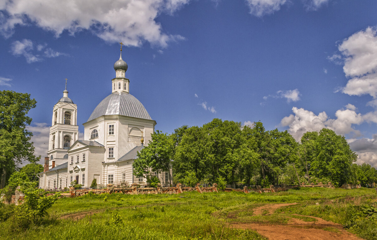 Никольская церковь - Сергей Цветков