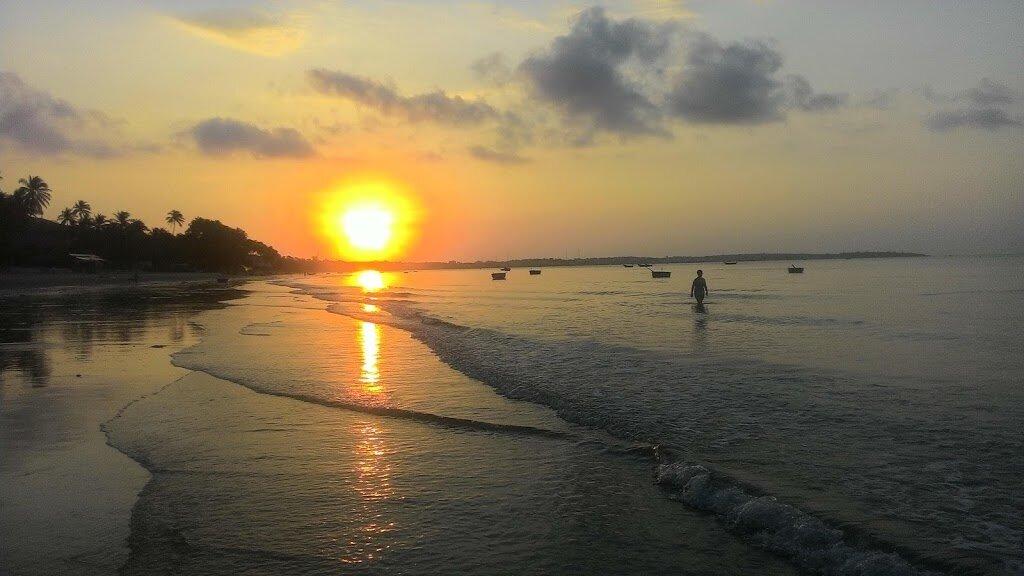 Вьетнам,Мунье,рассвет - Елена Шаламова