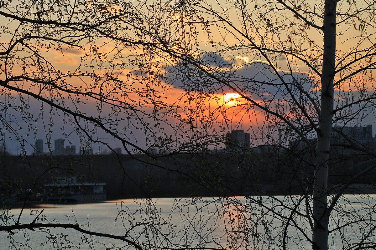 Весенние закаты - Екатерина Торганская