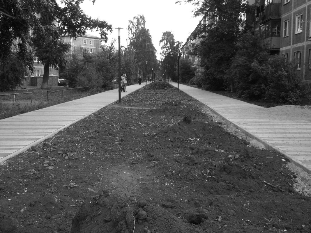 Сквер имени Кузнецова!!! - Дмитрий Арсеньев