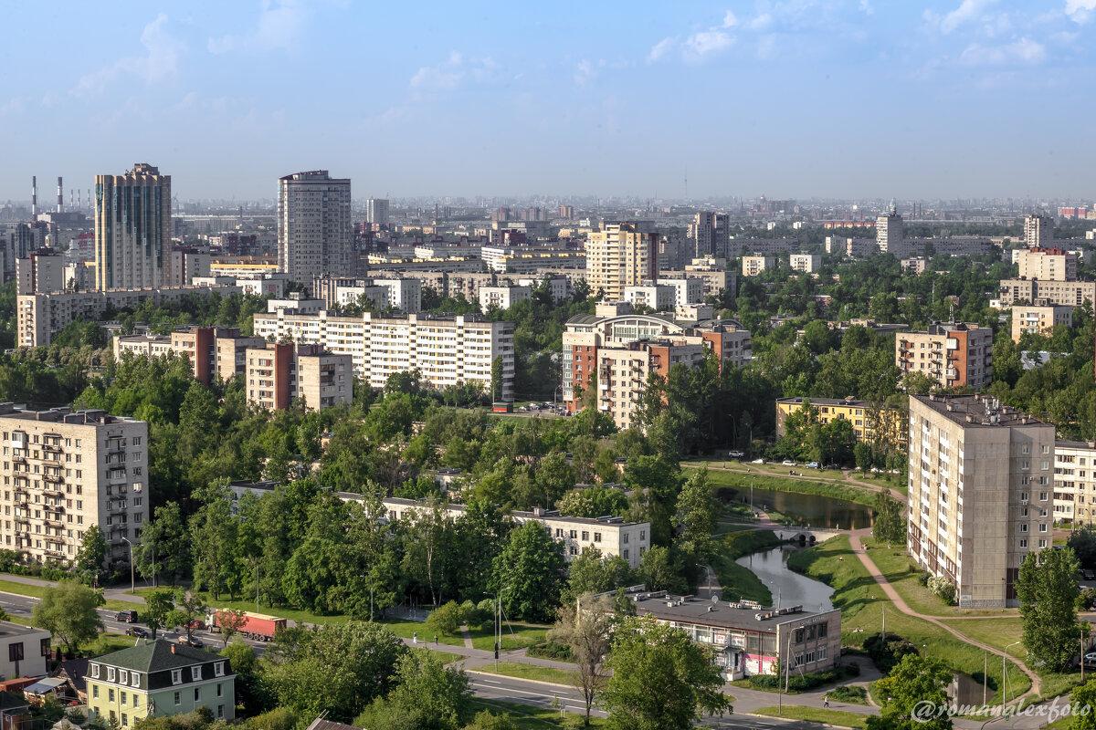 Кировский район СПб - Роман Алексеев