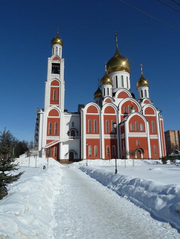 Собор Георгия Победоносца в Одинцово - Александр Чеботарь