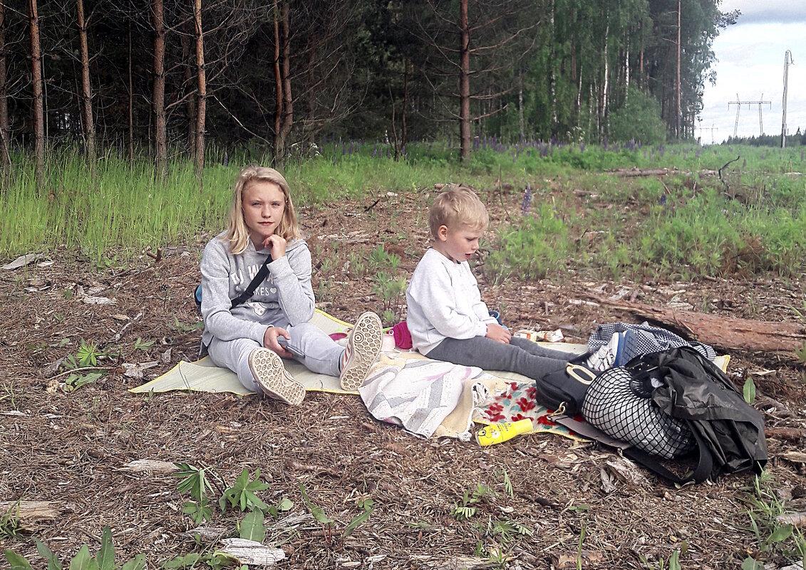 пикник - Любовь