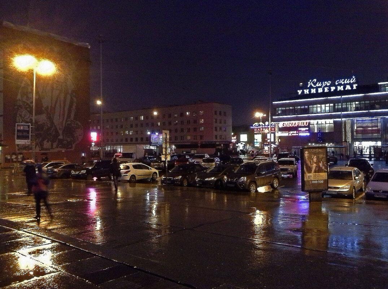 Ночной Питер - Наталья