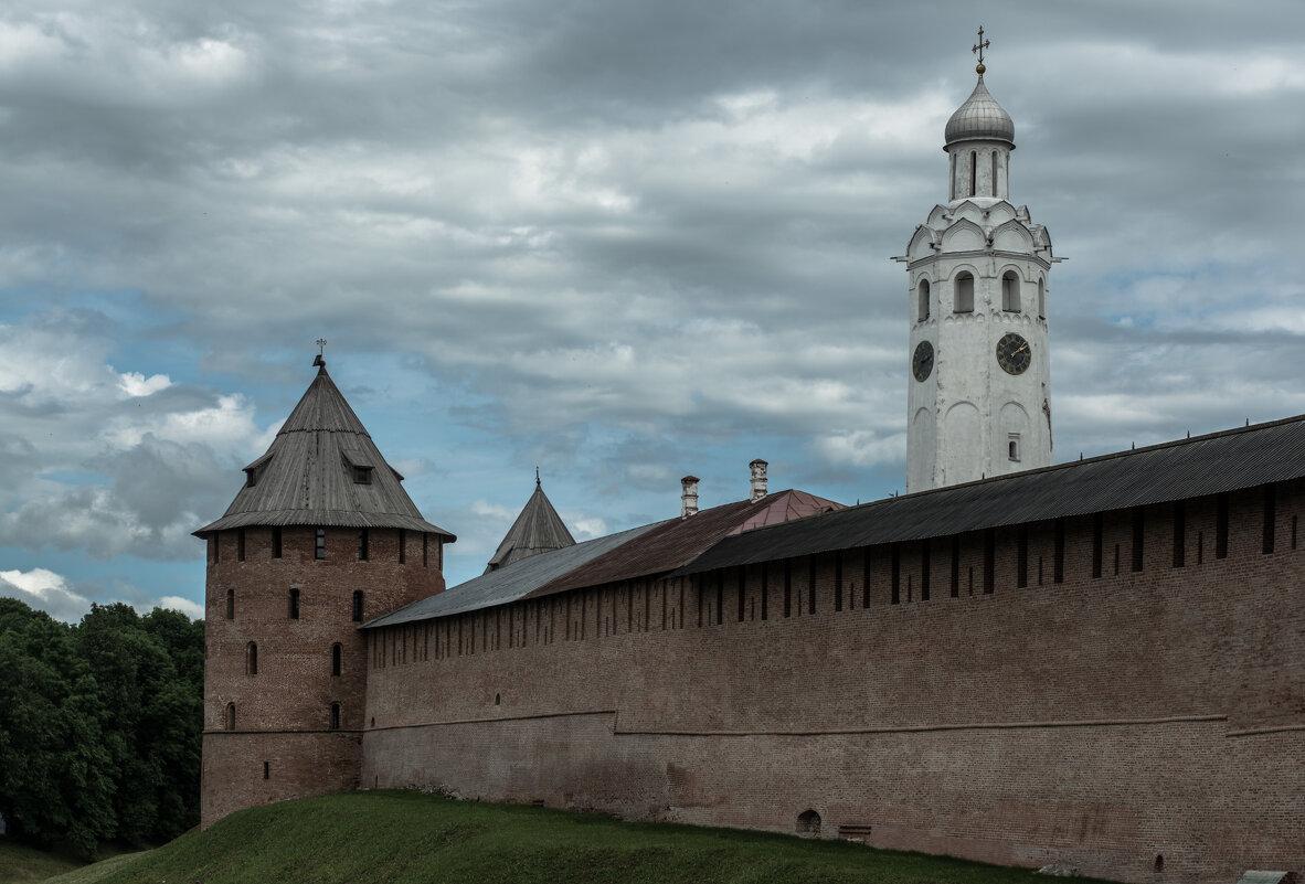 Новгородский кремль - Наталья Левина