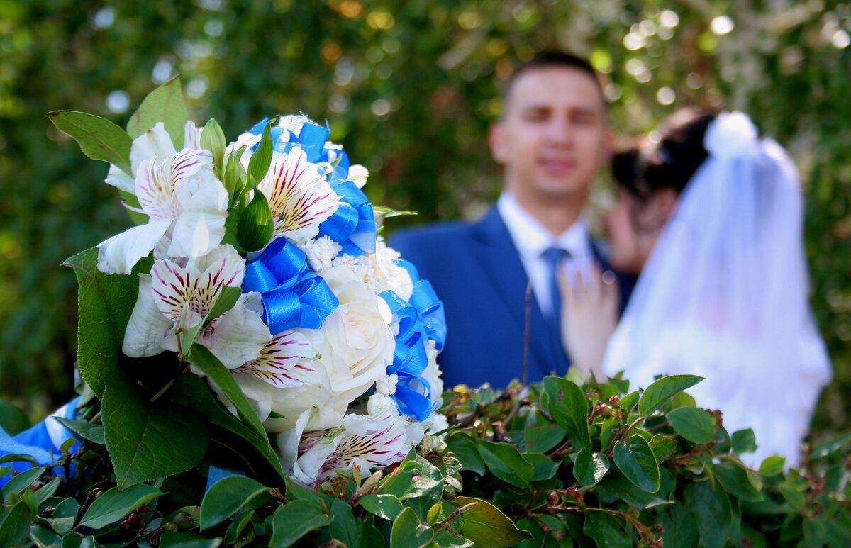 Букет невесты - Владимир Помазан