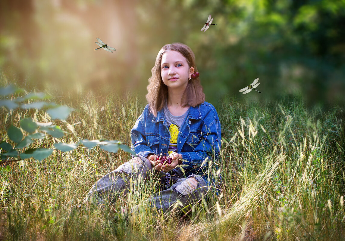 Лето- это маленькая жизнь... - TATYANA PODYMA