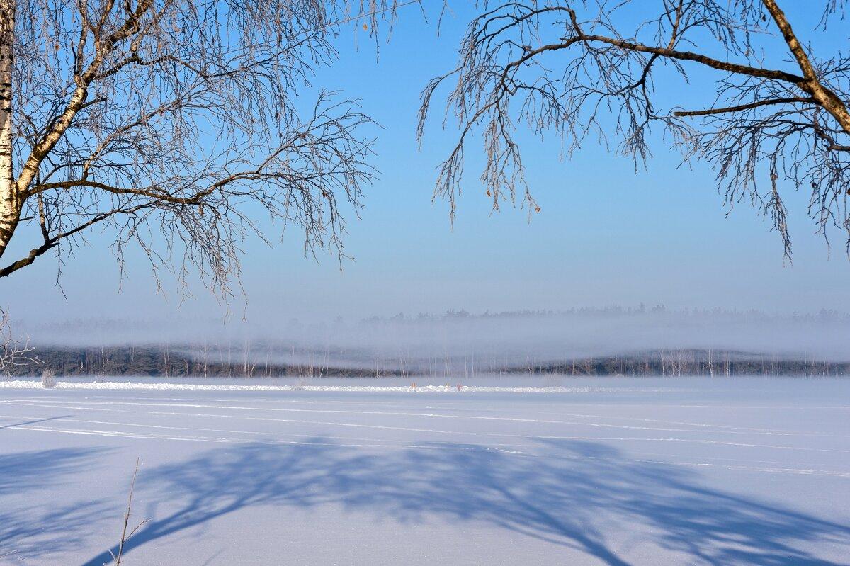 Немного зимней прохлады в летнюю жару - Валерий Иванович