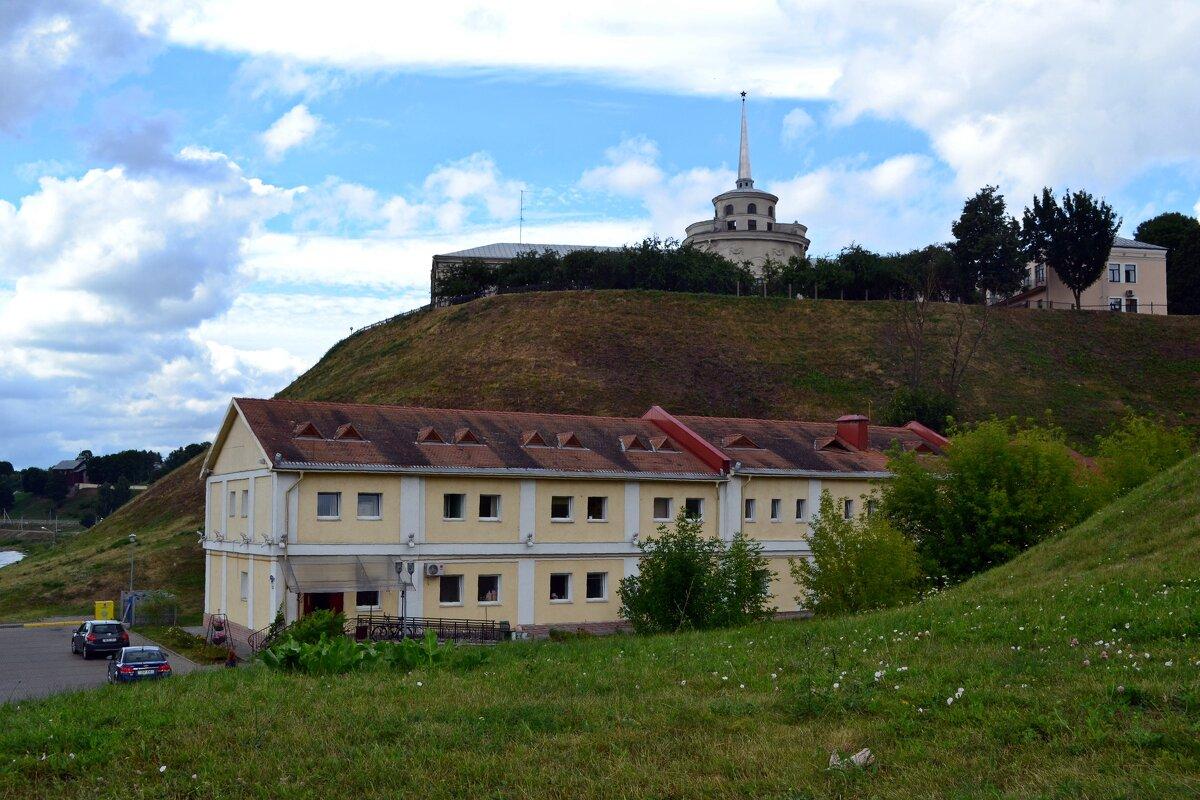 Холмы у Немана - Ольга
