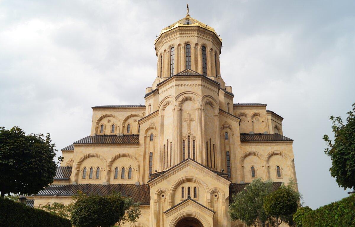 Собор Святой Троицы(Цминда Самеба) - Серж Поветкин