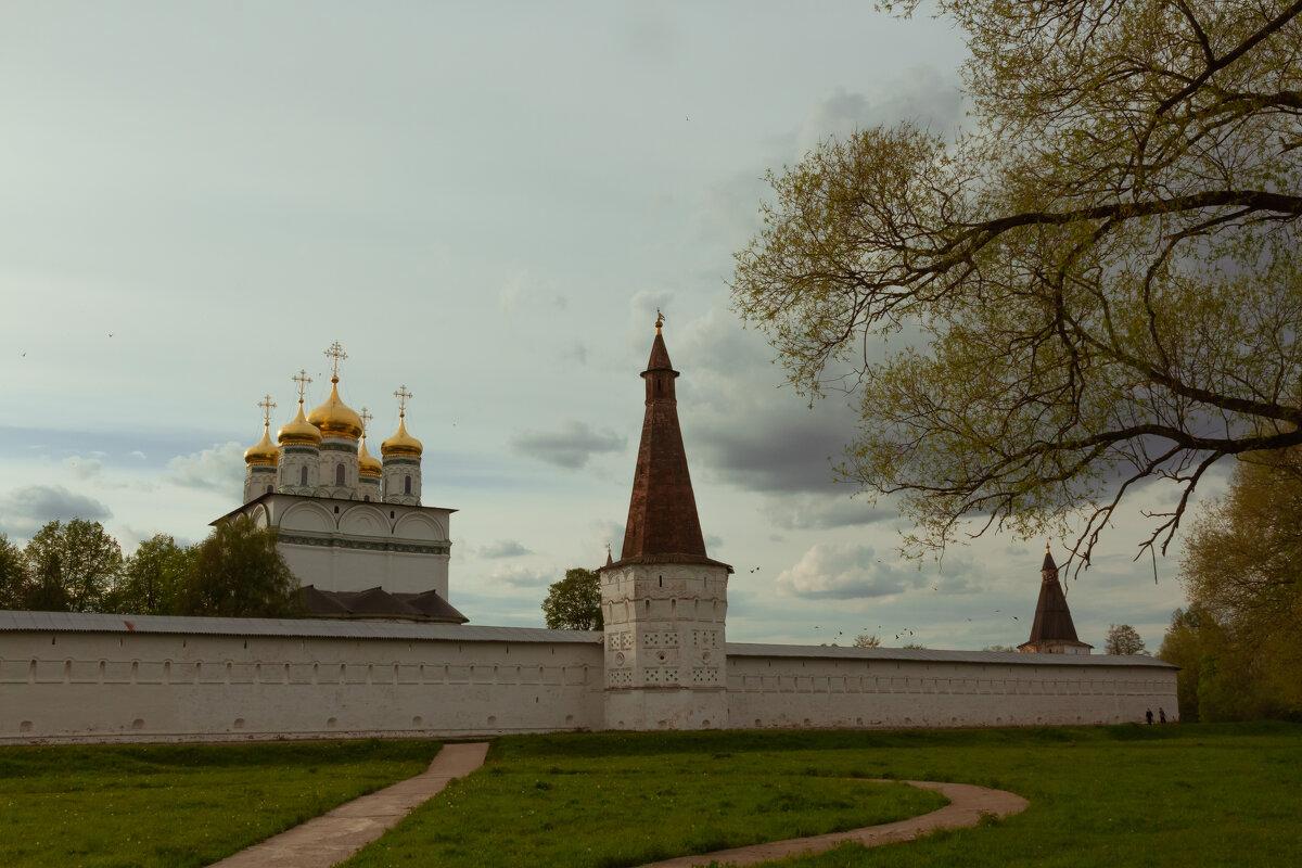 Монастырская стена - jenia77 Миронюк Женя
