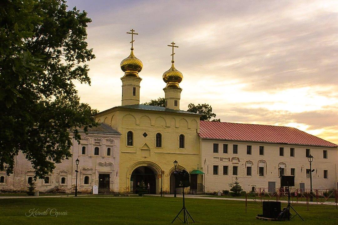Церковь Вознесения Господня. - Сергей Кочнев