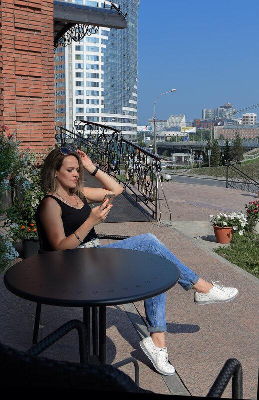 Летняя прогулка - Ольга Рожкова