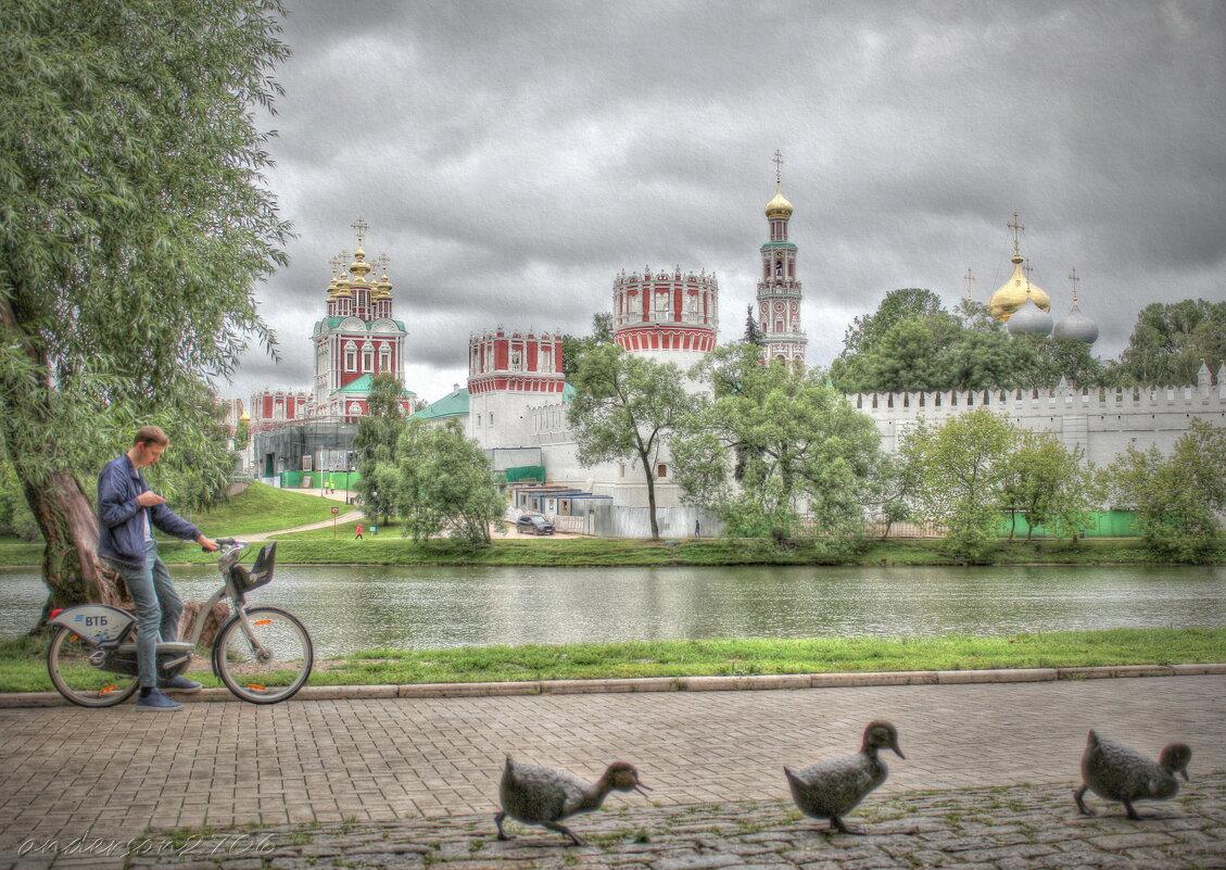Новодевичий монастырь - anderson2706