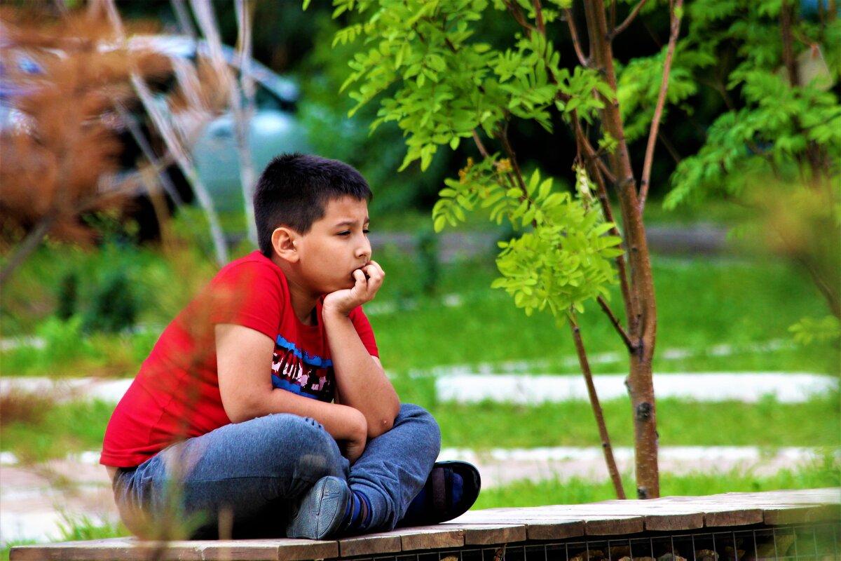 Большие думы маленького человека - Василий
