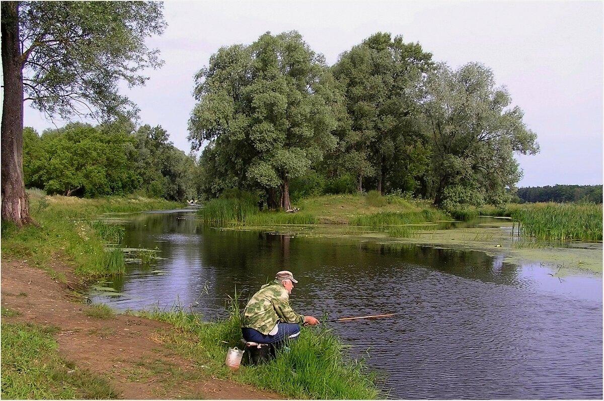 Наедине с природой - Геннадий Худолеев