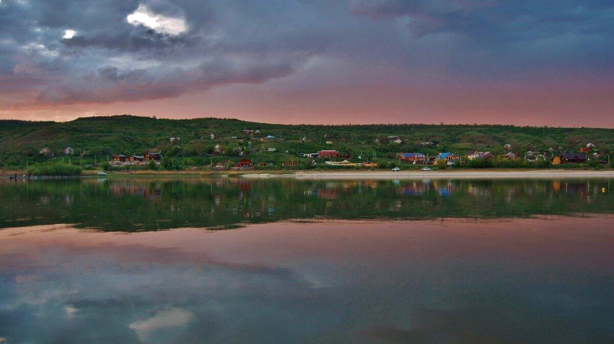 Раздорский закат... - евгения