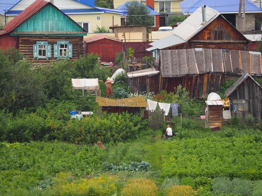 Деревня. - Ильсияр Шакирова