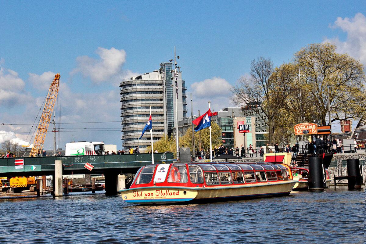 В порту Амстердама - Nina Karyuk