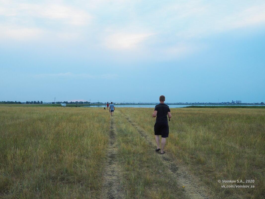Спасительная прохлада уже близко - Сергей Воинков