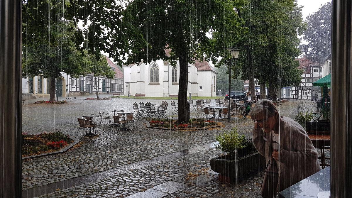 дождь - Игорь Надыкто