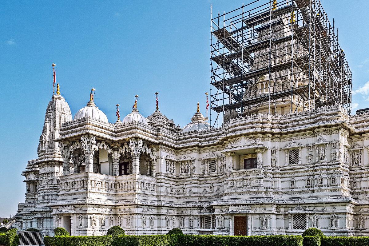 Храм Шри Сваминараян Мандир - Vladimir Dunye