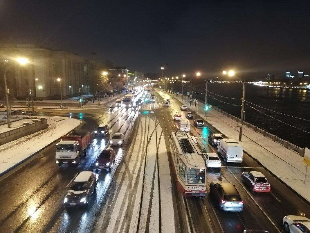 Снегопад вечером пятницы - Митя Дмитрий Митя