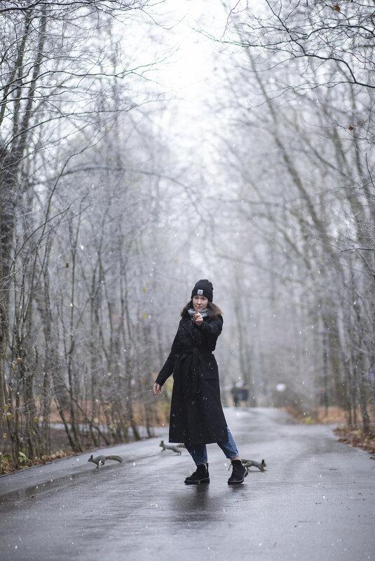 Одна к вам побежала) - Светлана Карнаух