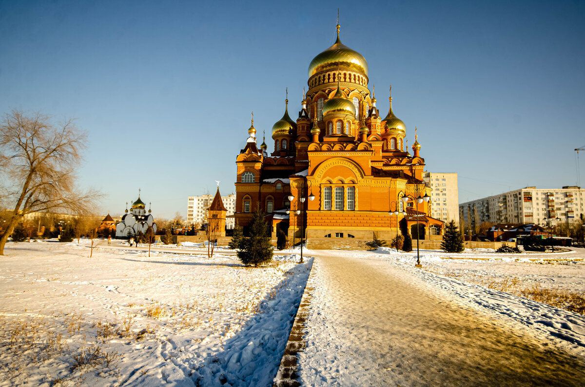 Храм - Наталья Татьянина