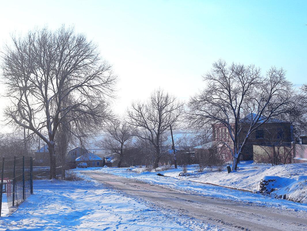 Первый снег в этом году - просто Борисыч